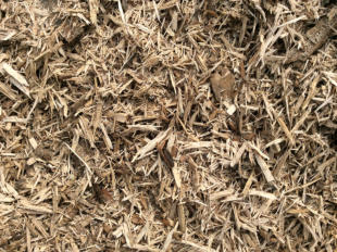Mulch produced by G&G Lumber.